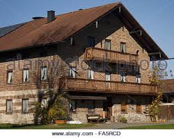 traditional bavarian house bad aibling architecture and