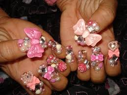 beautiful nails all for fashion design