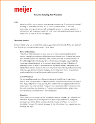 resume intro stunning resume introductory statement exles gallery simple