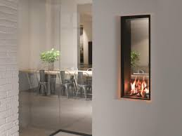 double sided fireplaces archiproducts