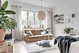 small studio apartment with vintage details daily dream decor
