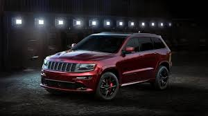 jeep grand cherokee dashboard 2017 jeep grand cherokee srt pricing for sale edmunds