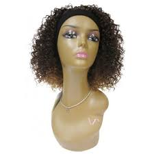 headband wigs vivica a fox headband express half wig judy african american