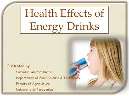 Side Effects Of Bull Energy Health Effects Of Energy Drinks