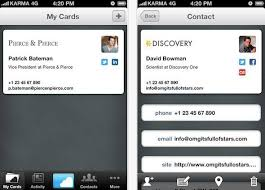Text Your Business Card 5 Apps To Digitize Your Business Cards