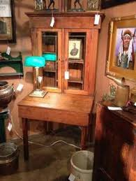Plantation Desk Johnson Co Georgia Plantation Desk With The Original Red Paint