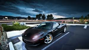 car ferrari wallpaper hd black ferrari 4k hd desktop wallpaper for 4k ultra hd tv u2022 dual