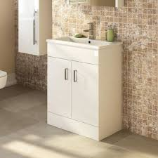 600 Vanity Unit 600 Vanity Unit Tate White U0026 Oak 600 Vanity Unit With Basin