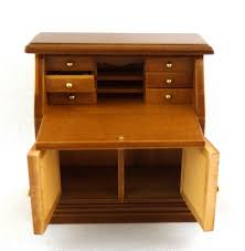 Pine Secretary Desk by Tables Antique Oak Dollhouse Furniture Desk Office Idea Awesome