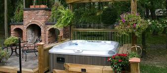 tub electrical installation guidelines outdoor living
