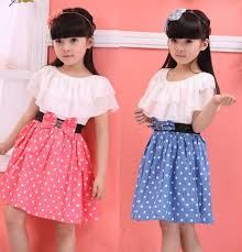 fancy casual dresses children casual collection 2014 2015