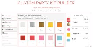 party shopping as easy as 1 2 3 lifes little celebration