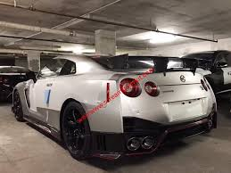 nissan gtr body kit update nisom body kit or carbon fiber wing