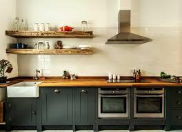 cuisine en palette bois brico palette de bois etagere rangement cuisine idées de meubles