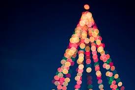 santa lights up grand bend ontario s blue coast