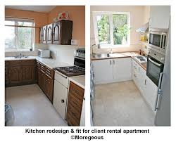 kitchen design brighton project brighton u2013 cream ikea u0026 walnut kitchen moregeous