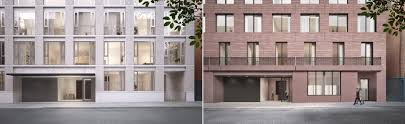 revised design for new west village residential building at 11 19