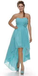 high low strapless ruched bodice jade bridesmaid dress u2013 romantic