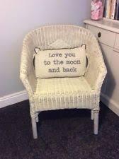Lloyd Loom Bistro Chair Lloyd Loom Furniture Ebay