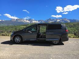minivans top speed 2017 chrysler pacifica minivan is king of the family car hill