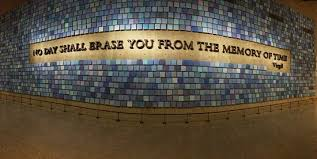 Virgil quote Picture of The National 9 11 Memorial & Museum New