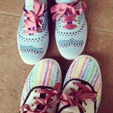 diy designs diy white vans shoes hand designed thanks pinterest diy