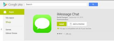imessage for android to get imessage for android