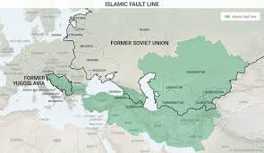 Yugoslavia Map Bosnia Kosovo And Brussels Geopolitical Futures