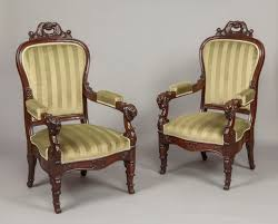 French Armchair Uk Pair Of French Carved Mahogany Louis Philippe Armchairs C 1830