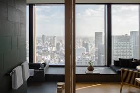 aman hotel tokyo luxury in the sky cool hunting