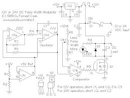 pwm motor speed controller dc light dimmer