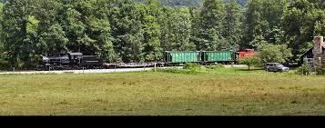 the everett railroad company steam train excursions