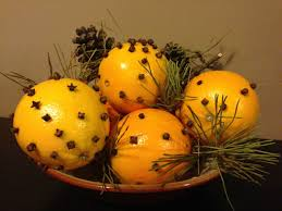 orange pomanders easy aromatic christmas decor youtube