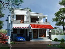 Inexpensive Floor Plans by Low Budget Modern 4 Bedroom House Design Descargas Mundiales Com