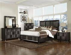 Master Bedroom Sets King by Hailey Black Mdf Wood Master Bedroom Set Bedrooms Set