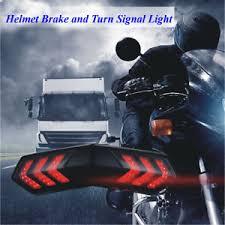 Motorcycle Helmet Lights Motorcycle Helmet Led Ebay