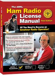 arrl introduces kindle edition of ham radio license manual