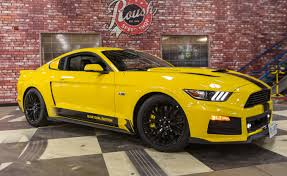 mustang modified 2017 2015 2017 mustang roush 421870 quarter panel side scoops primed