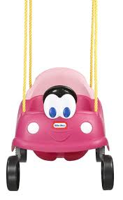 Amazon Baby Swing Chair Amazon Com Little Tikes Princess Cozy Coupe First Swing Toys U0026 Games