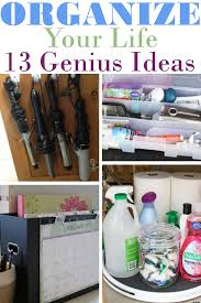 tips for organizing your home diy home sweet home 13 tips for organizing your life and home