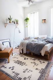 Bedroom Plants Urban And Cool Bedroom In Warm Tones Featuring Green Plants And
