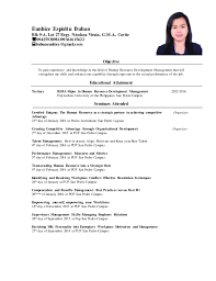 my resume my resume