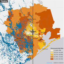 Missouri Flooding Map Charts Here Are 3 Facts About Harvey U0027s Housing Impact On Houston