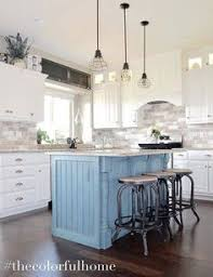 Painted Islands For Kitchens Painted Kitchen Cabinets Using Paris Grey Chalk Paint By Annie
