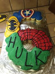 25 avengers birthday cakes ideas avengers