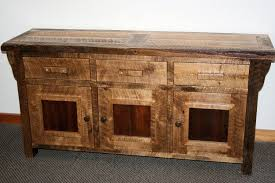 dining room u2014 barn wood furniture rustic barnwood and log