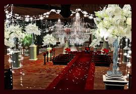 Red Wedding Decorations Wine Red Wedding Decoration A Red Black And White Wedding U2026 Flickr