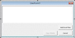how to merge worksheets from multiple excel workbooks into one
