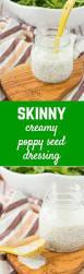 creamy poppy seed dressing healthy rachel cooks