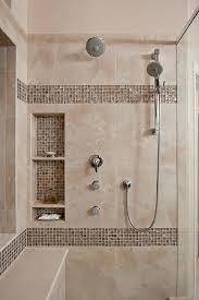 bathroom shower niche ideas shower niche ideas bathroom contemporary with bench in shower chorme